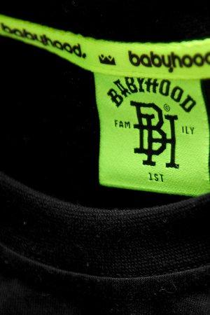 T shirt black adult 3