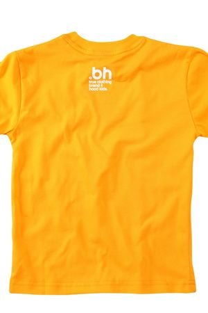 Tn hoodini yellow back