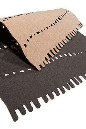 Numero 1 dywan 2 warstwowy z filcu recyklingowego 46ca4b