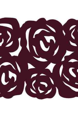 Roses kpl 4 podkladek pod talerz 70c644