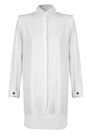Koszula przedluzona d2030f