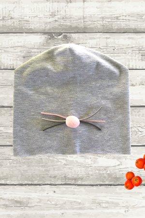 Zestaw komin i czapka myszka 8cded2