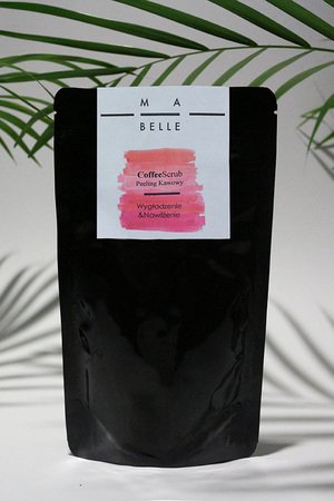Peeling kawowy coffeescrub 08734b