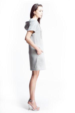 Sukienka sauda grey 5a4e33