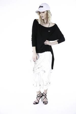 Glam martix blouse