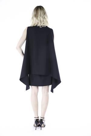 Glam angel dress black limited