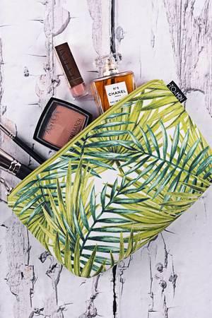 Kosmetyczka palm leaves iii