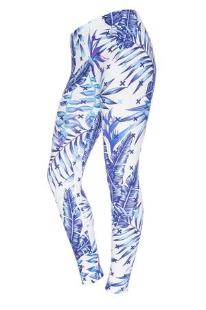 Leggings purple zero