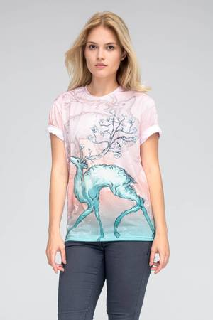 T shirt volkswagen lama