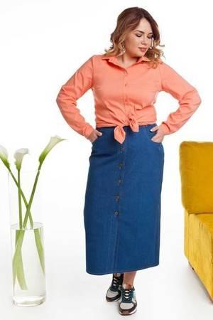 Bawelniana damska modna bluzka