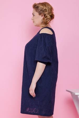 Bawelniana modna sukienka oversize