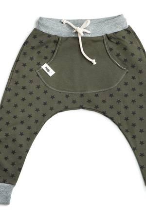 Spodnie baggy stars