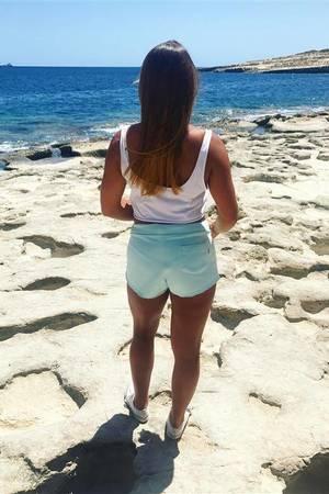 Girl short pants mieta