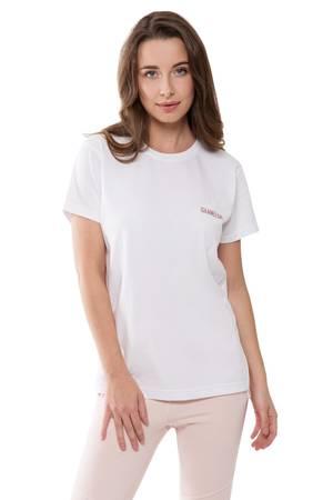 T shirt pink glitter