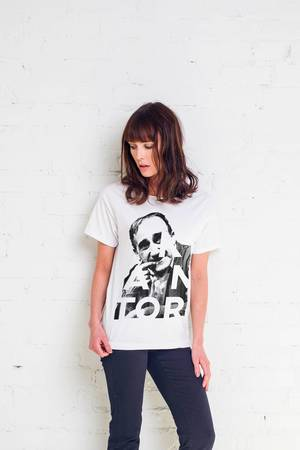 Kantor artist t shirt oversize