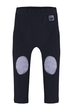 Black sheep spodnie chlopiece czarne