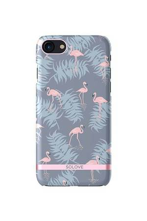 Etui na iphone flamingo