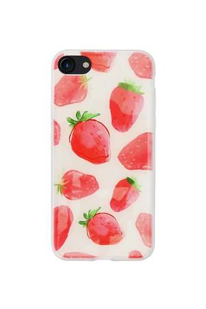 Etui na iphone 7 juicy strawberry