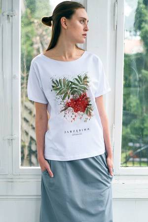 Jarzebina t shirt oversize