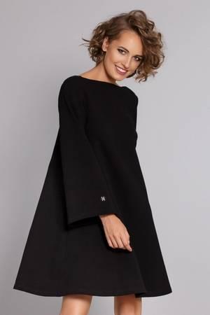 Sukienka stylish gal czarna