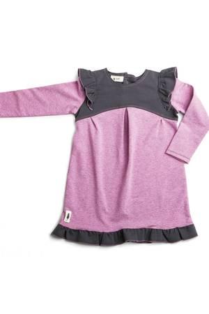 Sukienka pink gray