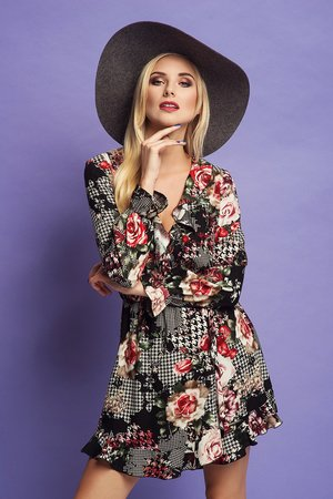 Sukienka escote pepi