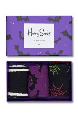Happy socks halloween box