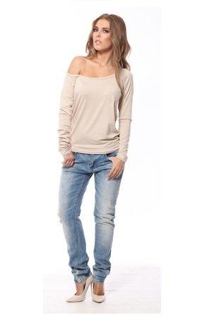 Bluzka bluza cleo cappucino
