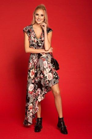 Sukienka pepi flamenco