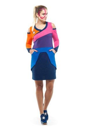 Musca dress colour