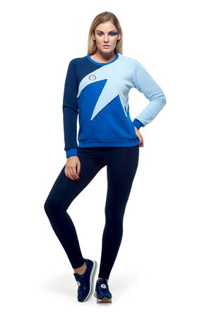Ursa sweatshirt blue