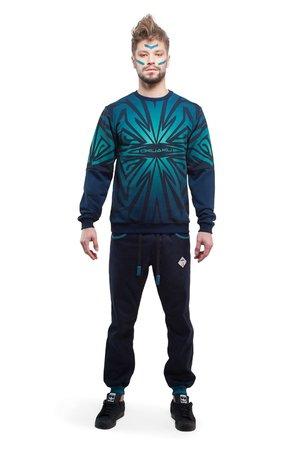 Mercury sweatshirt turquoise