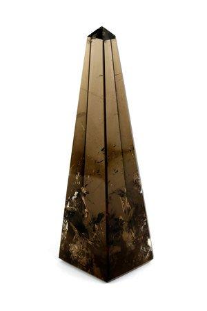 Obelisk kwarc dymny maly