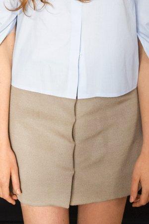 Spodnica alpaca