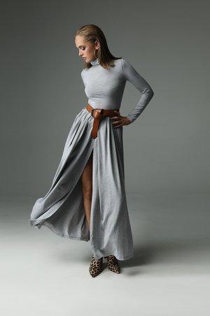 Sukienka storm szara