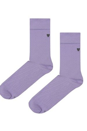 Skarpetki violet