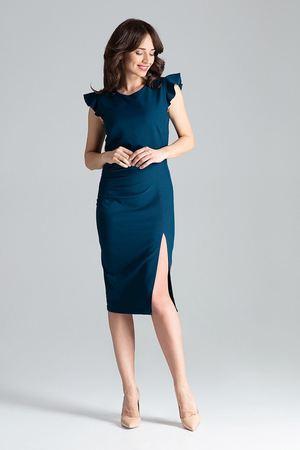 2c08715ad8 LENITIF - Sukienka L034orski ...