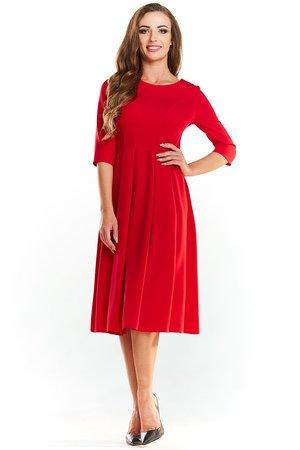 Sukienka midi n042