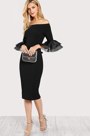 Elegancka sukienka melania