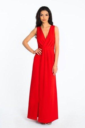 Sukienka afrodyta czerwona