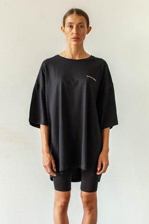 Koszuka oversize black