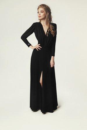 Sukienka pat czern