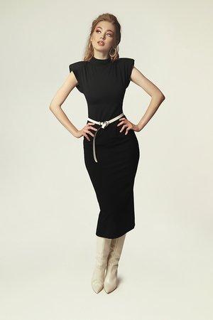 Sukienka jagg czern