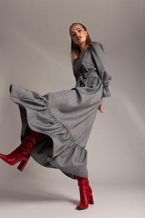 Sukienka jodelka