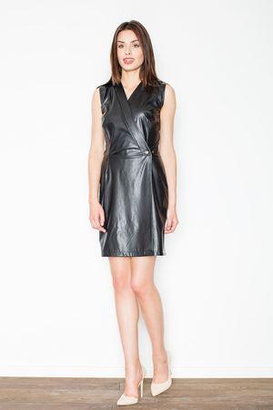 Sukienka430 czarny