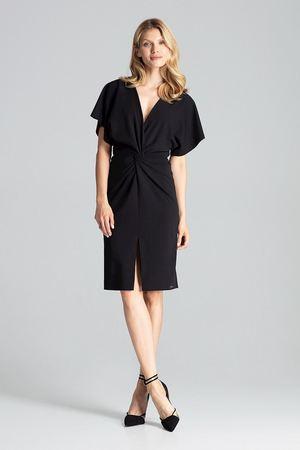 Sukienka m687 czarny