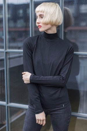 Premium turtleneck