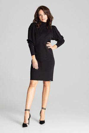 Sukienka l064 czarny