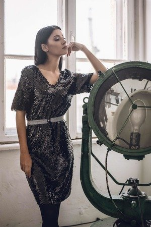 Sukienka smeraldo